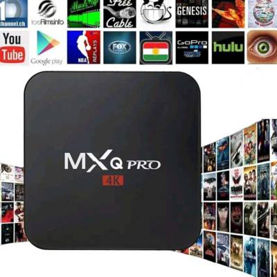 TV Box IPTV Android MXQ PRO 4K